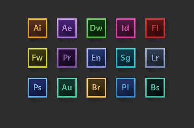 Adobe 2019全家桶(附教程+工具)
