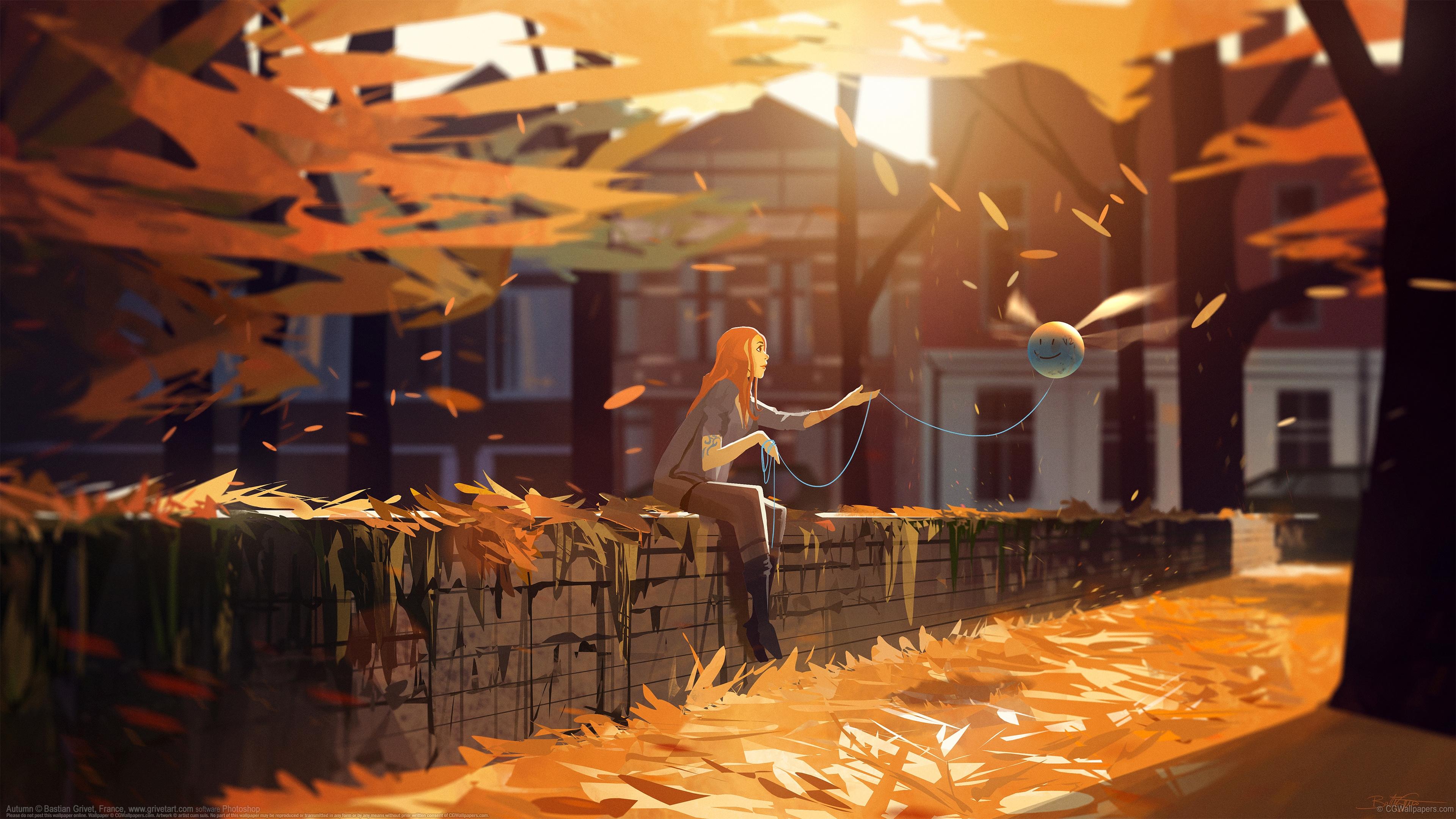 舒婷:秋天的情绪(一)